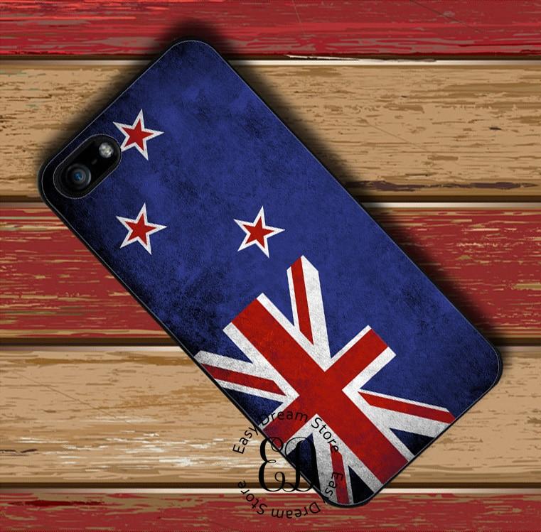 Nueva Zelandia Bandera Nacional caso para iphone 11 pro X XR XS Max 6 7 8 11 plus Samsung S10 S20 s8 s9 plus Nota 8 9 10