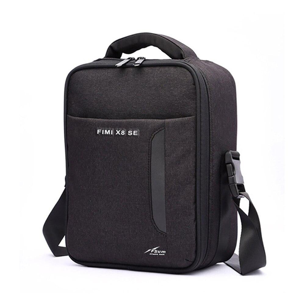 Новинка 2019, сумка на плечо, рюкзак для Xiaomi FIMI X8 SE, аксессуары для квадрокоптера, ударопрочный чехол для переноски, сумки для хранения