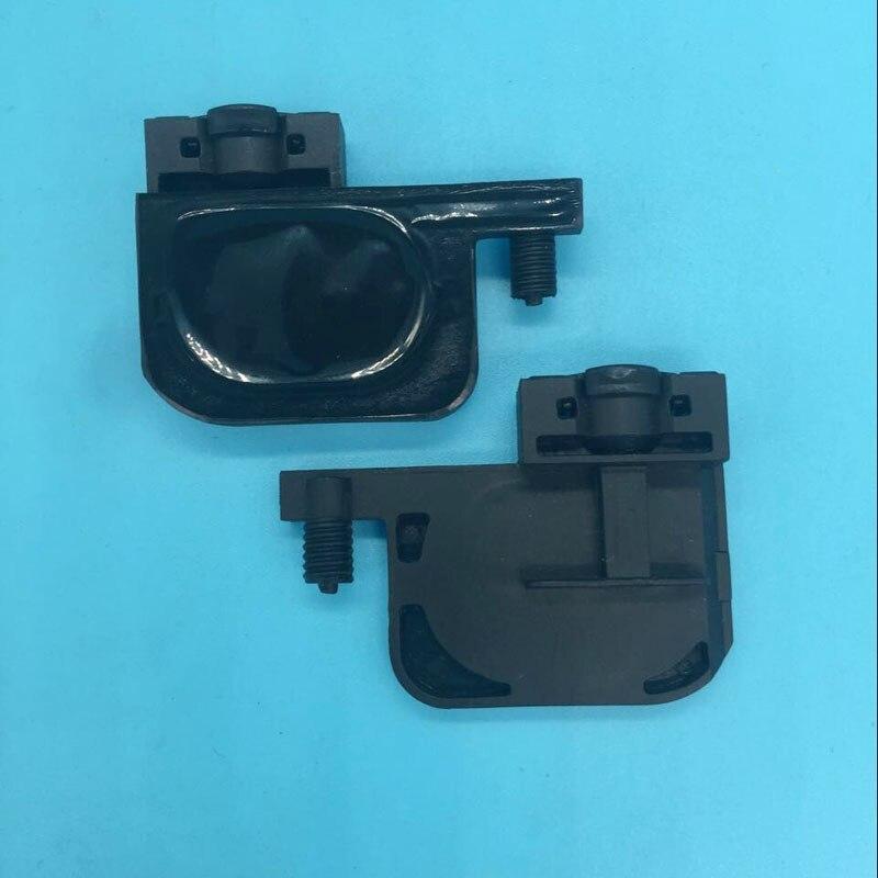 10 قطعة ل DX3 DX4 DX5 XP600 TX800 رأس الطباعة الحبر دامبير شاحنات لإبسون ميماكي رولان موتوه طابعات dx5 رأس الطباعة المثبط