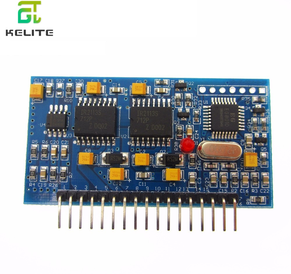 "1 piezas de inversor de onda sinusoidal pura EGS002 ""EG8010 + IR2110"" Módulo de controlador"
