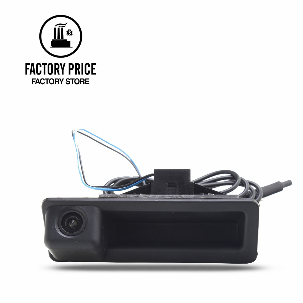 CCD HD Автомобильная камера заднего вида для BMW F30 F48 E60 E90 E70 E71 Series 3 5X3X1 Специальная камера заднего вида