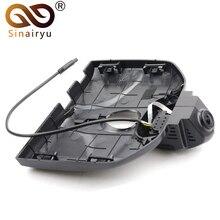 Sinairyu-enregistreur vidéo numérique DVR   1080P, voiture, Wifi DVR, pour Chevrolet Cruze, avec Onstar 2013, caméra Full HD cachée, et avant