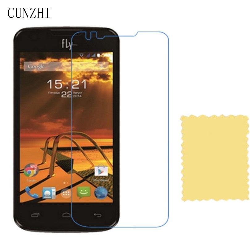 Protector de pantalla LCD transparente para Fly FS502 Cirrus 1/iQ4401/iQ4416/IQ4490/iQ434 protección Ultra slim película