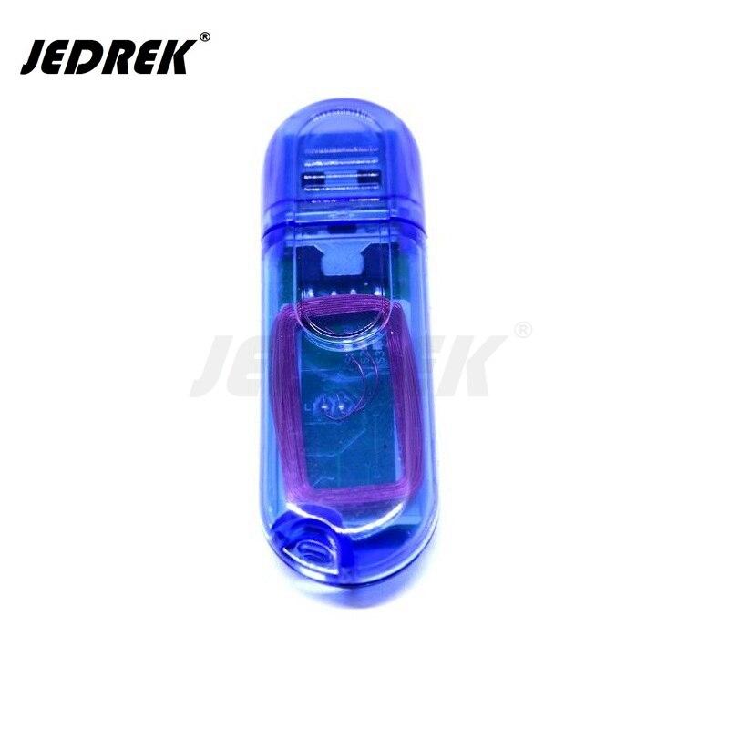 125 Khz RFID MINI lector escritor ID EM4305 T5577 T5200 ninguno Driver con 5 piezas reescribible keyfpob