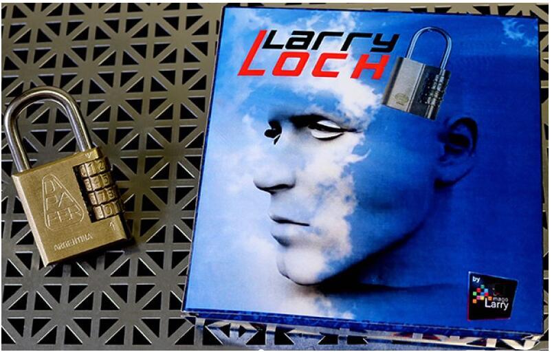 The Larry Lock de Mago Larry tours de magie