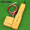 KELUSHI – testeur Portable de câbles de téléphone réseau RJ11 traceur de fils de Toner détecteur de diagnostique outils de réseau