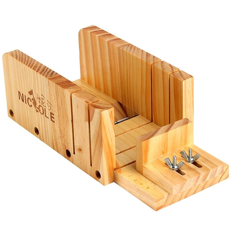 Регулируемый нож для мыла, деревянная коробка, многофункциональный резной и скошенный строгальный инструмент для мыла ручной работы