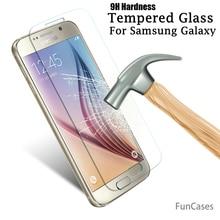 9 htempered Стекло для samsung Galaxy A3 A5 A7 2017 J1 J3 J5 J7 2016 Экран протектор для samsung A6 A8 J4 J6 2018 защитная пленка