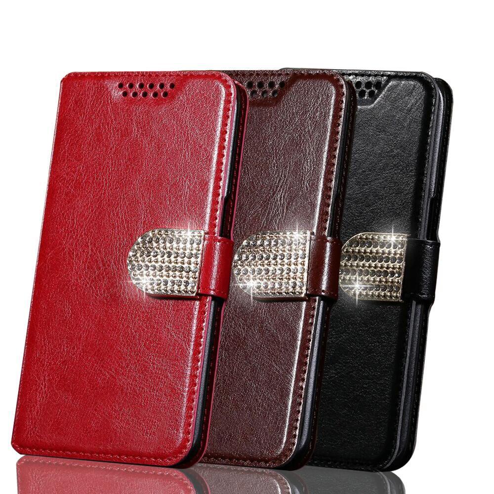 Capinhas carteira para oukitel k5 k5000 k6 k6000 plus k8000 mix 2 u22 u7 max c2 c3 c4 c5 pro flip couro capa protetora do telefone
