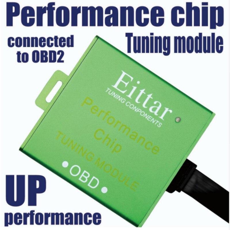 Desempenho do carro obd2 chip tuning módulo lmprove eficiência de combustão economizar combustível acessórios do carro para mini cooper paceman 2013 +