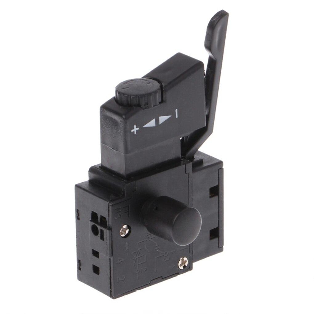 Interruptor de botón de alta calidad 10A para taladro eléctrico
