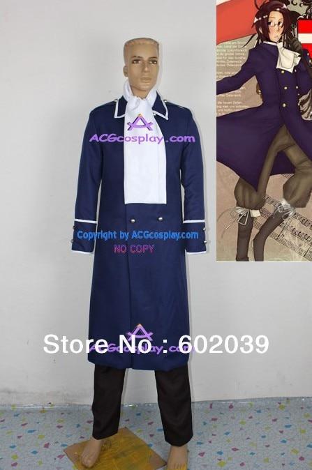 Axis Powers Hetalia Austria Cosplay Costume ACGcosplay