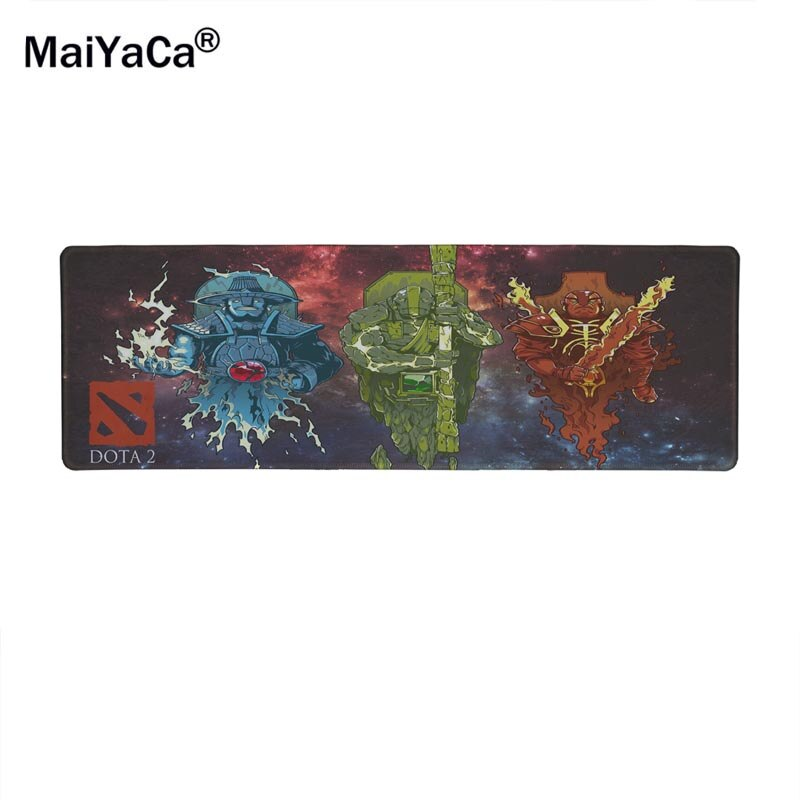 Dota 2 big Mouse pad 800x300x2mm pad for mouse notbook computer mousepad best padmouse gaming gamer