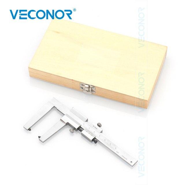 Тормозной диск VECONOR, глубина износа, калибр, 0 60 мм, 0,1 мм