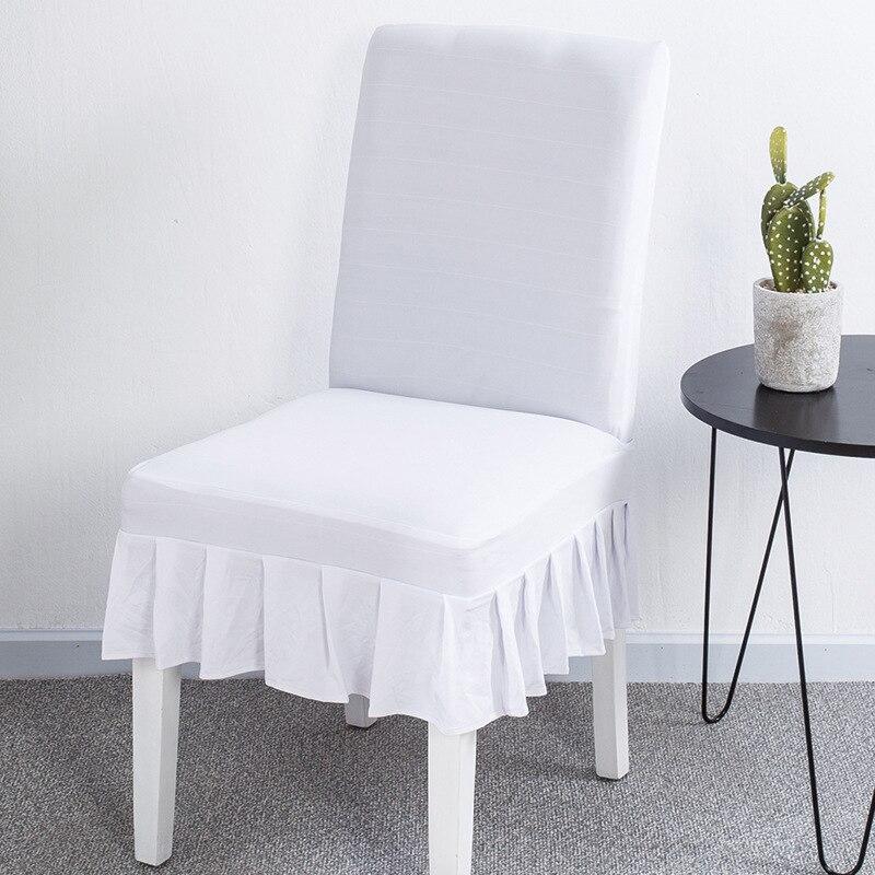 Novo 2019 natal cadeira capa elastano estiramento elástico hotel banquete de casamento braço cadeira cobre sala de jantar capa de assento caso