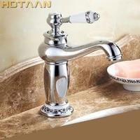Robinet de cuisine a poignee unique  mitigeur de lavabo de salle de bains chrome robinet de melangeur de toilette en laiton banheiro torneira melangeur deau