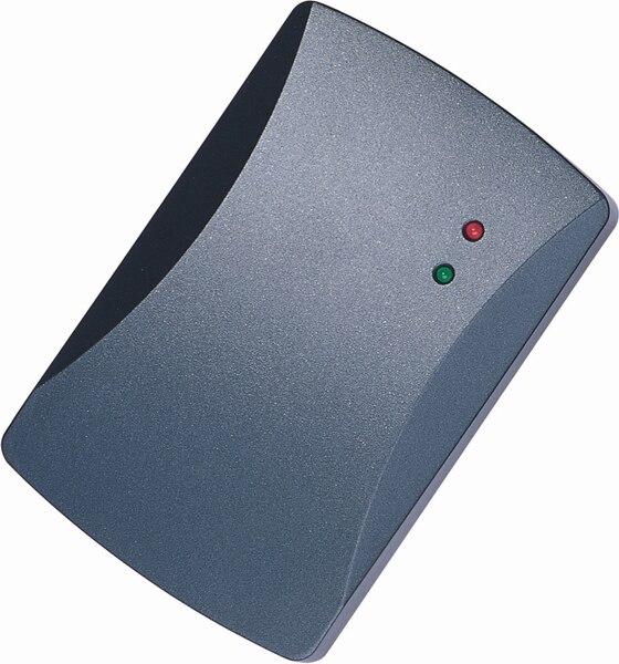 Nuevo estilo EM4100 125 KHZ impermeable WG26/34 lector de acceso de puerta RFID