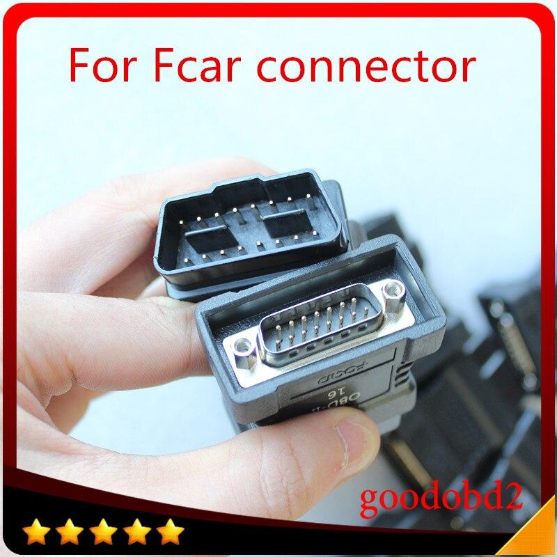 Для FCAR OBDII 16 контактный разъем OBD-II кабель автомобильный сканер OBD 2 F3-A/F3-W/F3-D/F3-S разъем авто диагностики OBD2 адаптера переменного тока