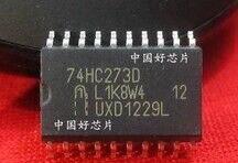 IC nuevo disparador lógico original 74HC273D 74HC273 100% marca envío gratis