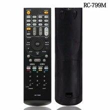 Télécommande de remplacement pour ONKYO, pour modèles RC-834M, RC-810M, RC-812M, RC-801M, RC-799M, RC-803M, TX-SR309