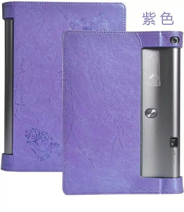 "Print Floral Tab3 Plus YT-X703 Tampa Articulada Para Lenovo Yoga 10.1 ""Caso tablet Para Guia Yoga 3 10 Pro x90/X90F/X90M/X90L shell"