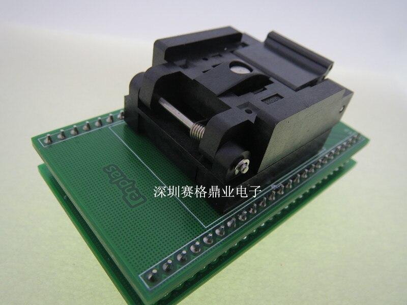 MLF24 QFN24/DIP24IC QFN-24BT-0.5-01 QFN24 IC prueba de asiento banco de prueba