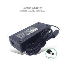 Echte 19 v 6.32A 5,5*2,5mm AC Adapter Ladegerät PA3717U-1ACA PA5083E-1AC3 für Toshiba Satellite P25-S670 P25-S676 P25-S6761 120 watt
