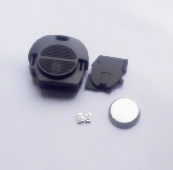 Reparatur Kit Remote Key Shell 2 Schalter & Batterie Für Nissan Nats Almera Primera