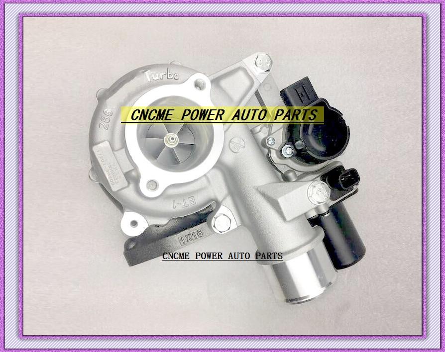 Complete Turbo +Electric Actuator VB35 17201-30200 17201 30200 1720130200 For TOYOTA HIACE DYNA 02- 1KD 1KDFTV 1KD-FTV D4-D 3.0L