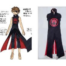 Tsubasa réservoir chronique Ri Syaoran Cosplay Costume toute taille