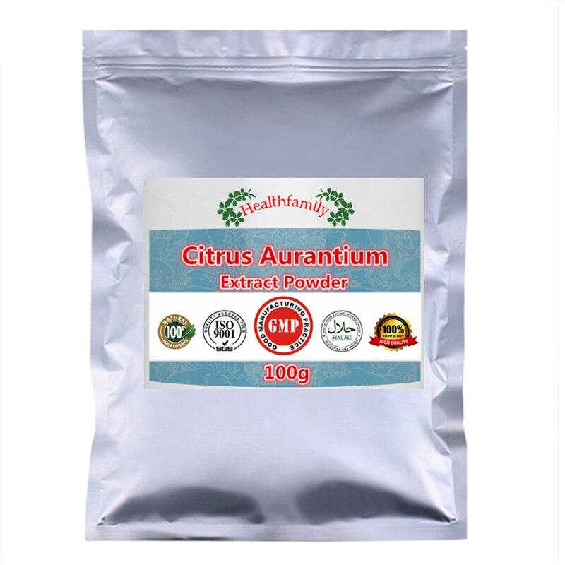 Extracto orgánico de Citrus Aurantium Synephrine/polvo de extracto de naranja amarga Hesperetin