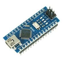MINI USB Nano V3.0 ATmega328P CH340G 5V 16M carte Micro-contrôleur pour Arduino 328P NANO 3.0 CH340