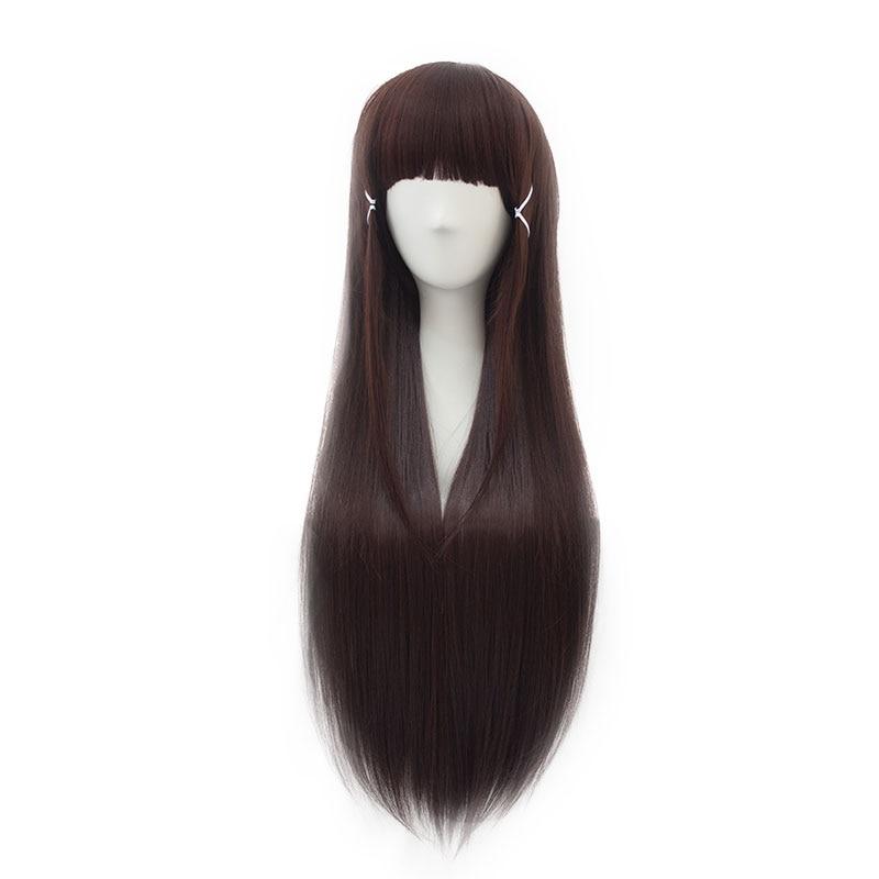 HSIU новый высококачественный диа Куросава, карнавальный парик, Love Live! Солнечный свет! Карнавальный костюм, костюм для Хэллоуина