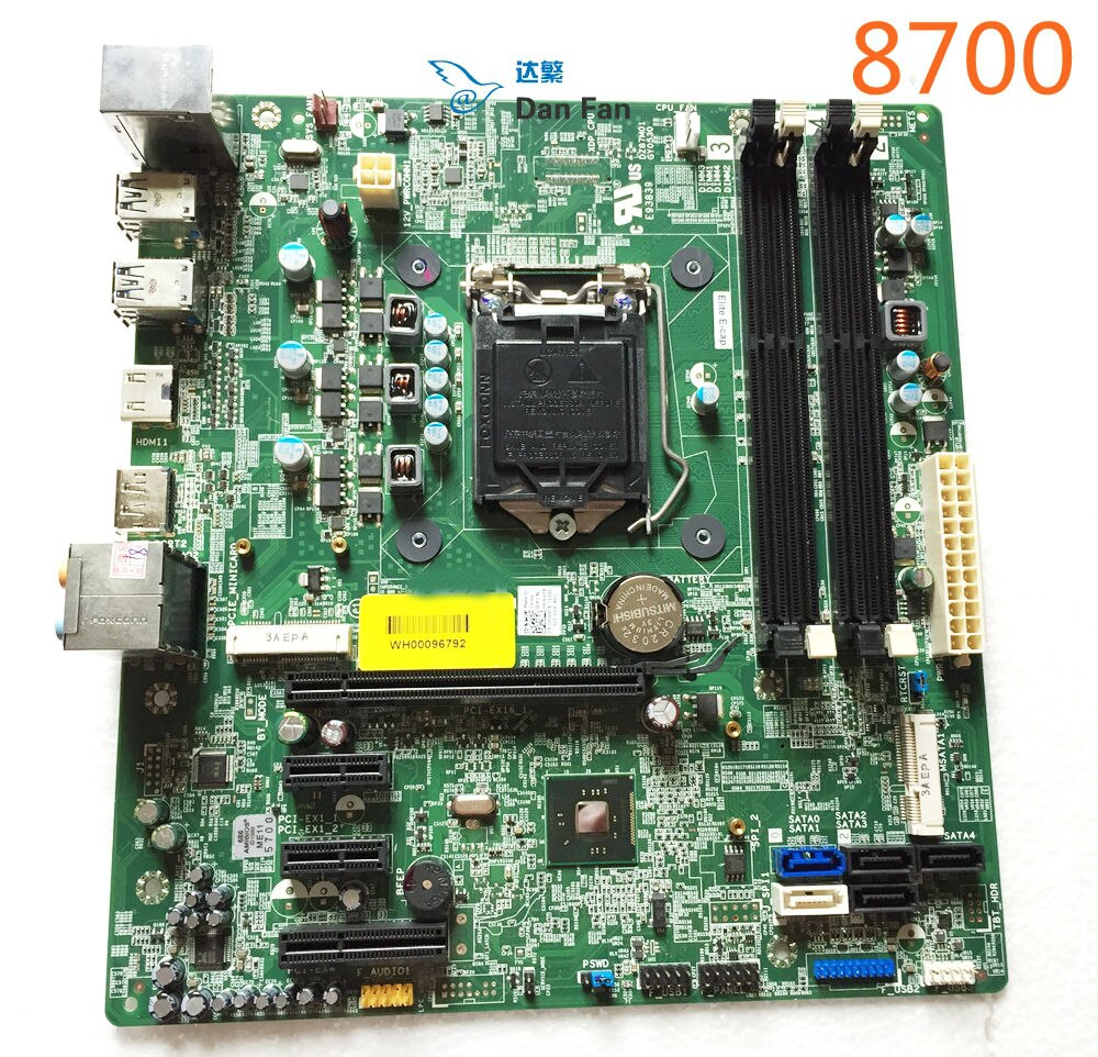 CN-0KWVT8 KWVT8 Für DELL XPS 8700 Desktop Motherboard Z87 LGA1150 Mainboard 100% getestet voll arbeiten