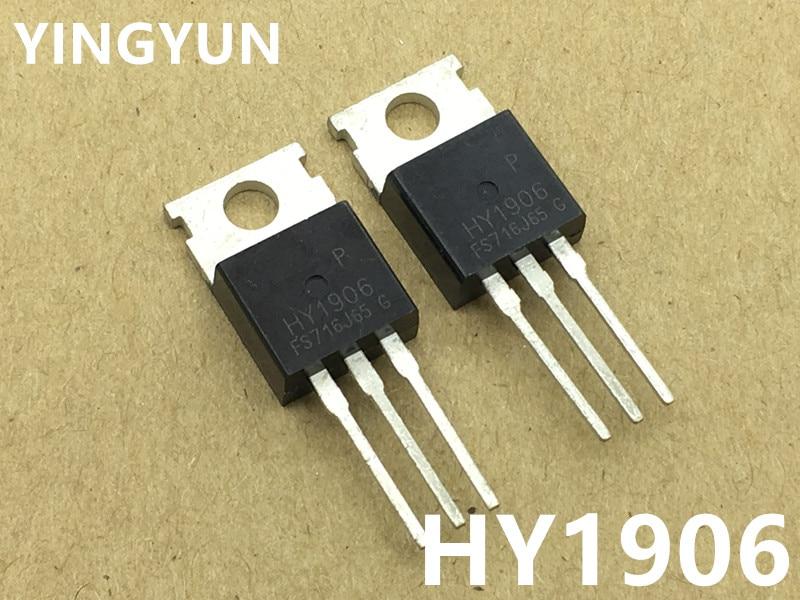 hy1906 hy1906p 130a 65v 10pcs/lot   HY1906P  HY1906  130A 65V  TO-220 Field effect tube special inverter