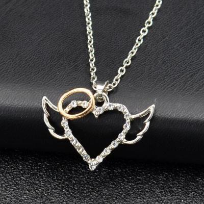 Ожерелье-чокер, золотой, серебряный Цветной Круг