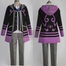 Kamigami no Asobi Itazura Loki Laevatein Cosplay Costume Custom Made Any Size
