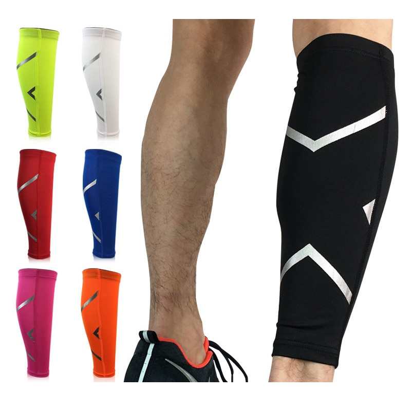 1PCS Men/Women Cycling Leg Warmers Breathable Basketball Football Running Compression Leg Sleeve Knee pad Sports Protection