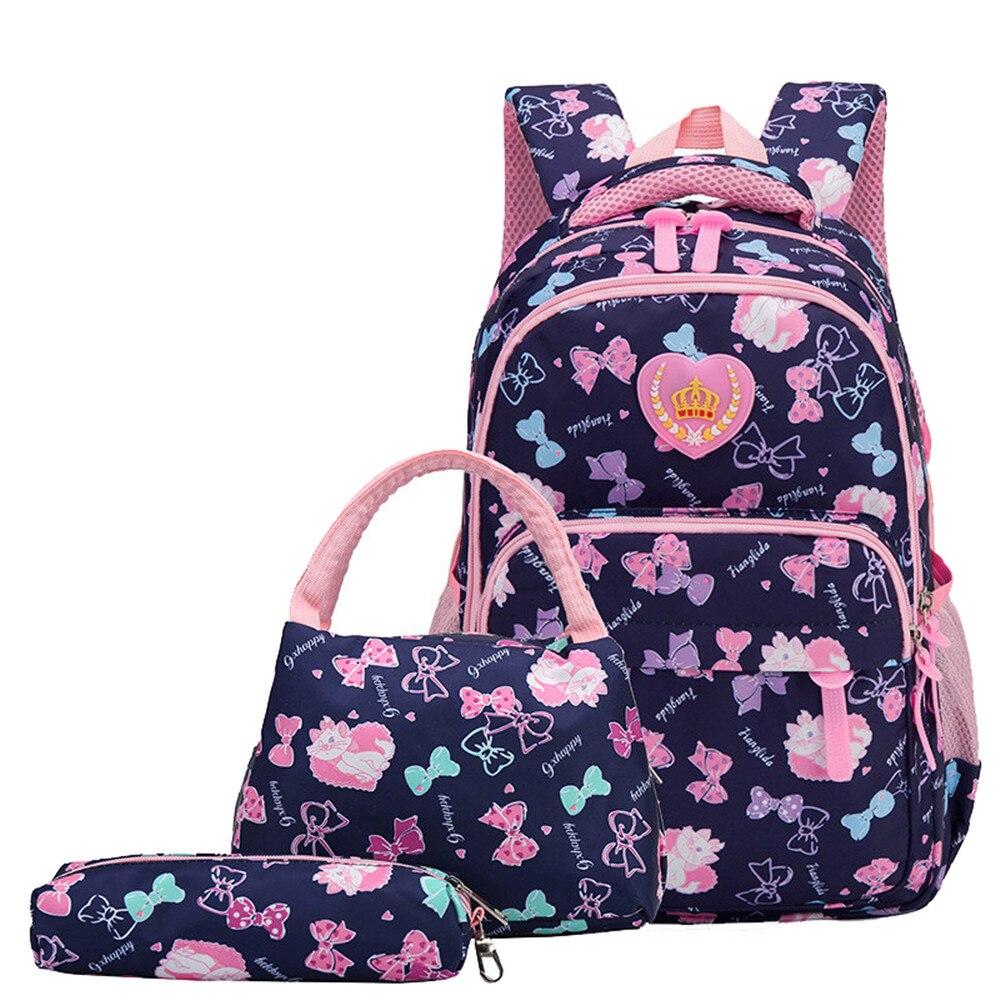 школьные рюкзаки thorka школьный рюкзак mc neill ergo light plus милашка 4 предмета Рюкзак в стиле преппи, школьные сумки, 3 предмета/шт., рюкзаки для детей, школьные сумки для девочек, рюкзаки