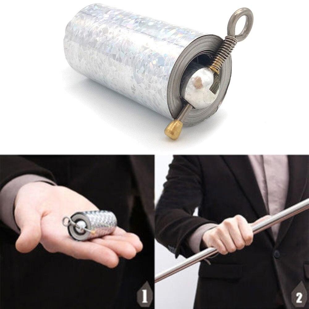 Mitarbeiter Tragbare Martial Arts 2020 Heißer verkauf Mitarbeiter Tragbare Martial Arts Metall Magie Tasche Bo Mitarbeiter-Neue Hohe Qualität tasche