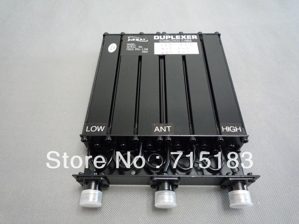 مكرر الوجهين: 50W N-موصل UHF 6 تجويف الوجهين SGQ-450D