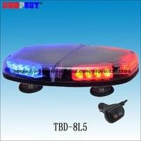 dempsey high quality led mini lightbarcar roof flash strobemagnets1224v car flashing emergency warning police lighttbd 8l5
