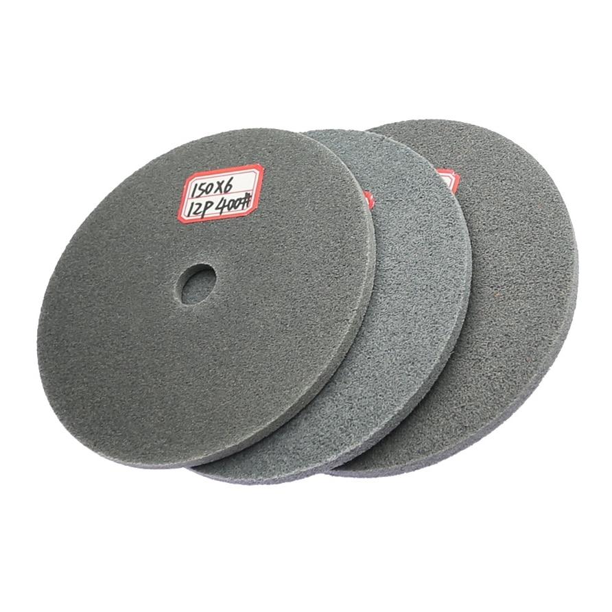1 tükk 150 mm õhuke nailonist poleerimisketas roostevabast terasest - Abrasiivtööriistad - Foto 3