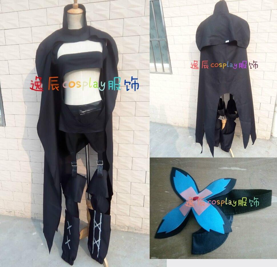 Yuusha Fremy Rokka no Yuusha Rokka Braves of the Six Flower master Mayer Adlet обитель маскарадный костюм
