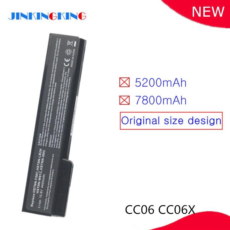 Nueva computadora portátil batería para HP Probook 6360b 6460b 6465b 6470b 6475b 6560b HSTNN-LB2H 659083-001 CC06 CC06X HSTNN-W81C QK642AA