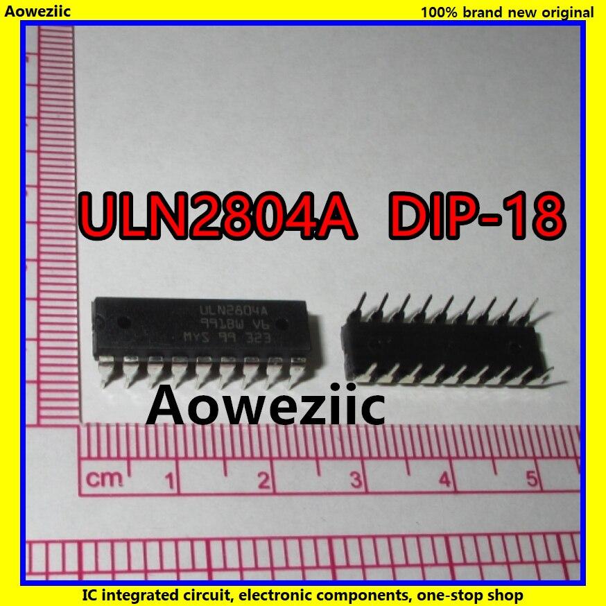 3Pcs/Lot ULN2804A ULN2804 DIP-18 EIGHT DARLINGTON ARRAYS IC New Original Product