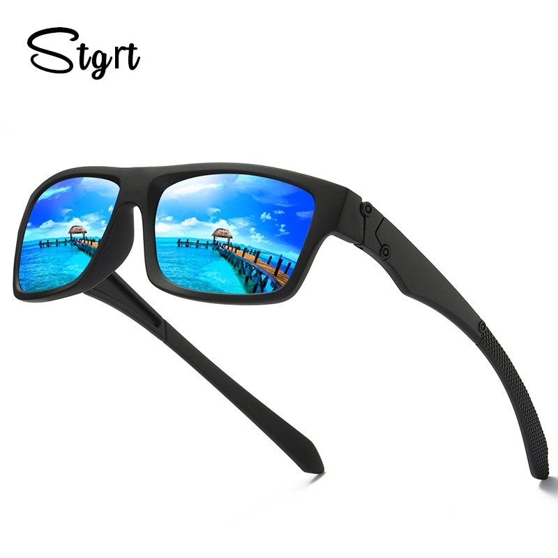 Stgrt 2019 Prescription Sports Sunglasses Men Glasses Eyewear Adult Sunglasses PC Summer Sunscreen F