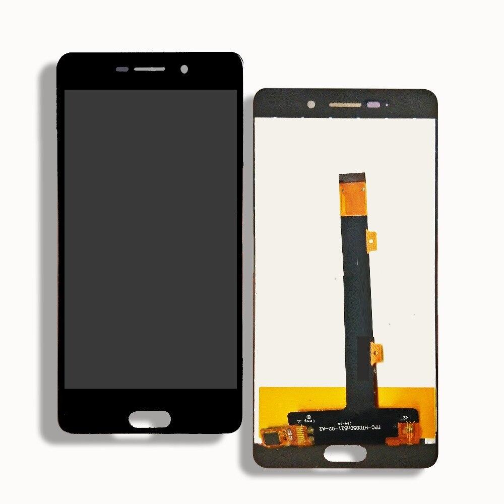Para micromax lienzo Q4310 2017 pantalla táctil digitalizador LCD pantalla teléfono montaje para micromax lienzo Q4310 2017 con herramientas