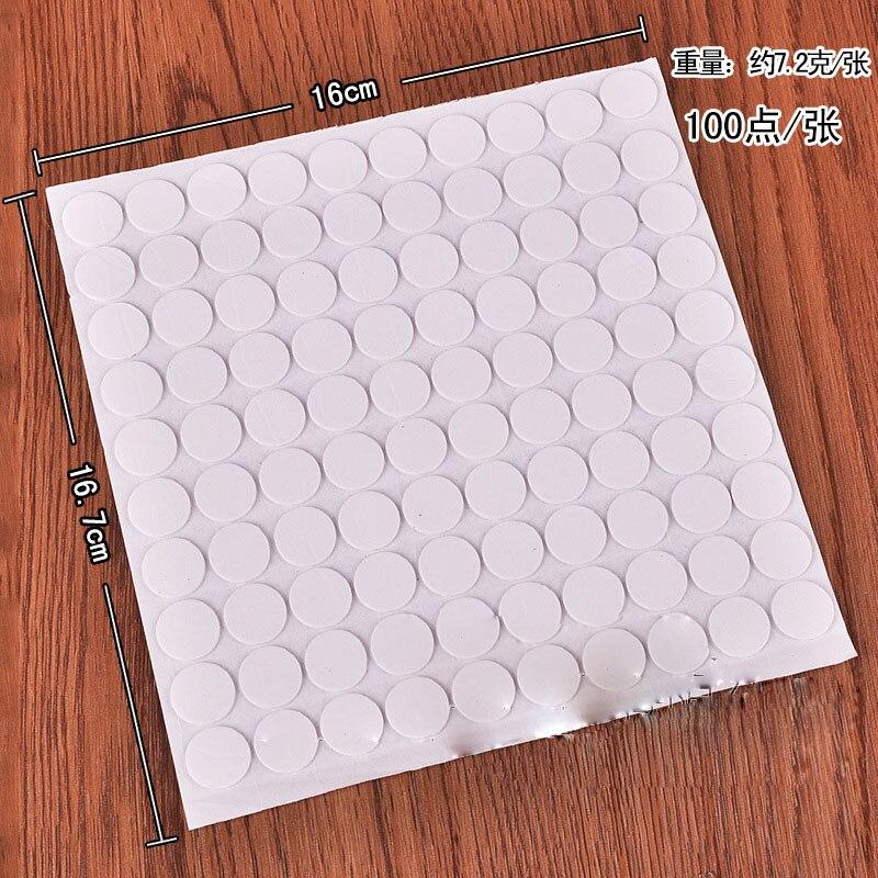 1000 puntos accesorio globo pegamento punto pegar globos al techo o pared pegatinas cumpleaños fiesta boda suministros globos