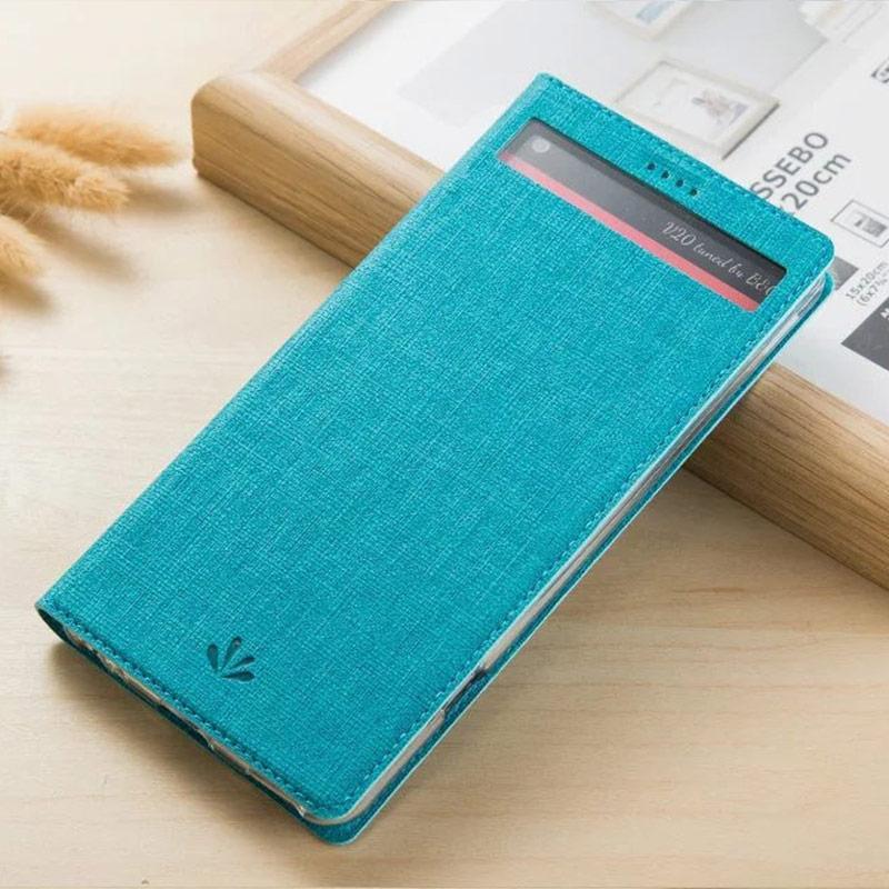 Ímã automático caso da aleta de couro para lg v20 capa vista windows função do sono caso do telefone para lg v20 tpu macio caso do telefone